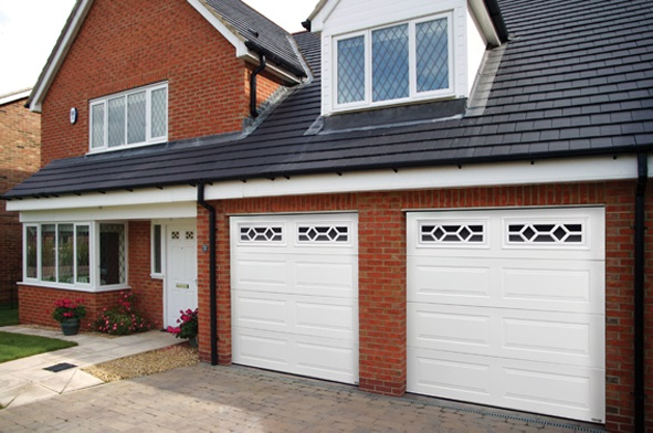 Gliderol Hampton Sectional Garage Door