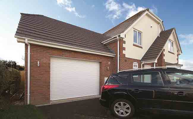 Insulated Roller Garage Doors - www.rollerdoors.co.uk