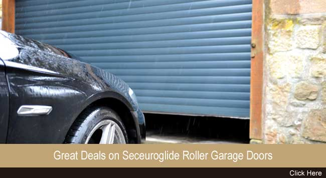 Click Here for Seceuroglide Roller Shutter Garage Doors