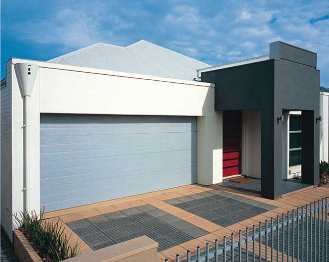 Gliderol Tuscan Sectional Garage Door