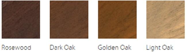 Seceuroglide Sectional Garage Door Colour Chart