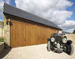 Woodrite Up and Over Wooden Garage Doors