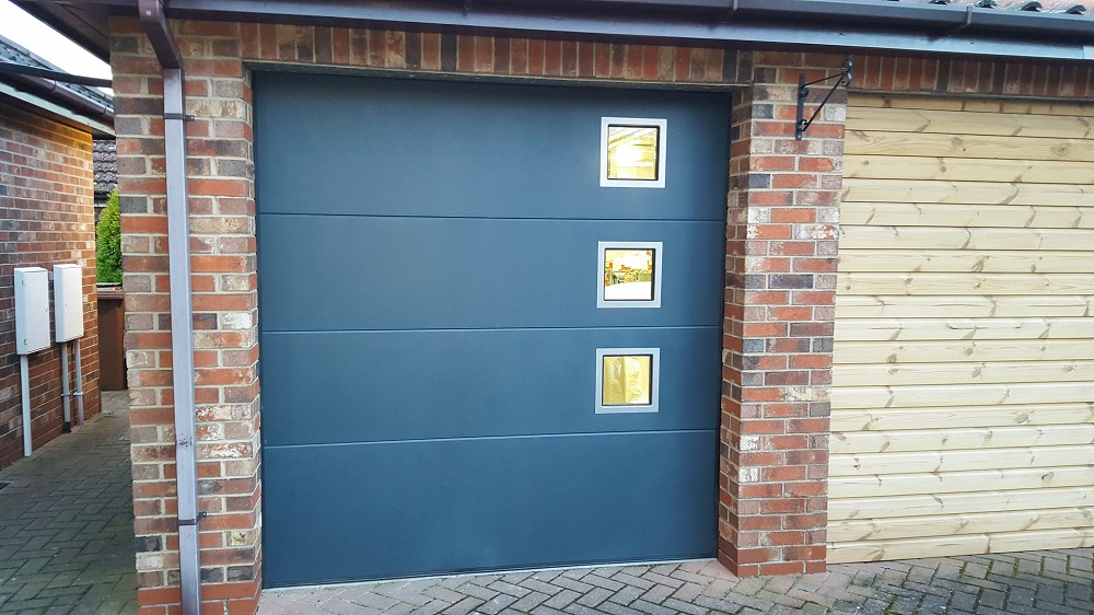 birkdale sectional garage doors buy uk made insulated. Black Bedroom Furniture Sets. Home Design Ideas