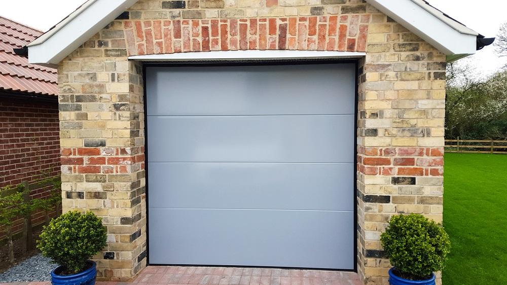 The Benefits Of Sectional Garage Doors Roller Doors Ltd