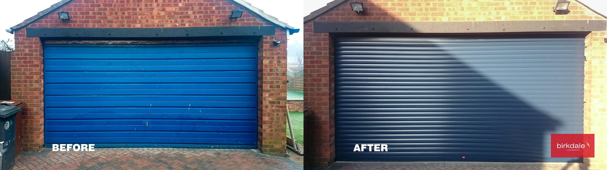 Insulated roller garage doors discount insulated roller doors birkdale insulated roller garage doors anthracite paint finish rubansaba