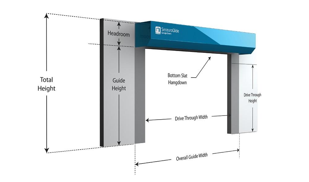 Seceuroglide Classic Insulated Roller Shutter Garage Doors